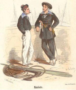 Французские моряки (1872 г.)