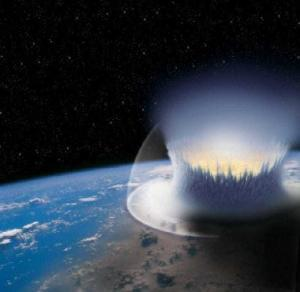 Meteorite VPR 300x292 Что произойдет, если большой метеорит столкнется с землей?