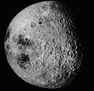Moon far 300x292 Луна и Земля (движение луны)