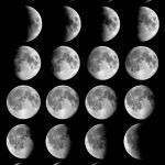 Почему Луна меняет форму, фазы Луны