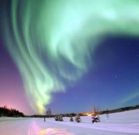 Что такое северное сияние?