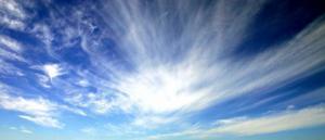 blue sky2 300x129 Почему небо голубое?