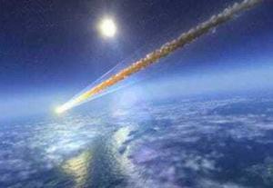 meteorite vp 300x207 Что такое падающие звезды или метеориты?