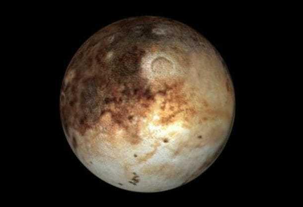 Самая маленькая планета Солнечной системы