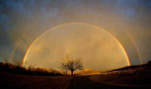 rainbow 300x178 Отчего или почему бывает радуга?