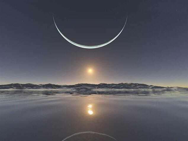 Почему Луна и Солнце меняют цвет? Описание, фото и видео