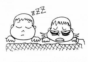 insomnia 300x212 Причины бессонницы