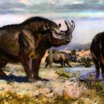 Первые гигантские млекопитающие