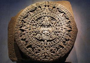 Ацтекский календарь