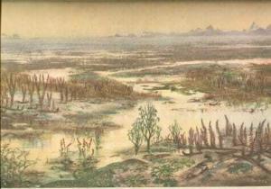 Первые леса на Земле