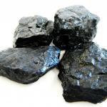 Уголь и нефть