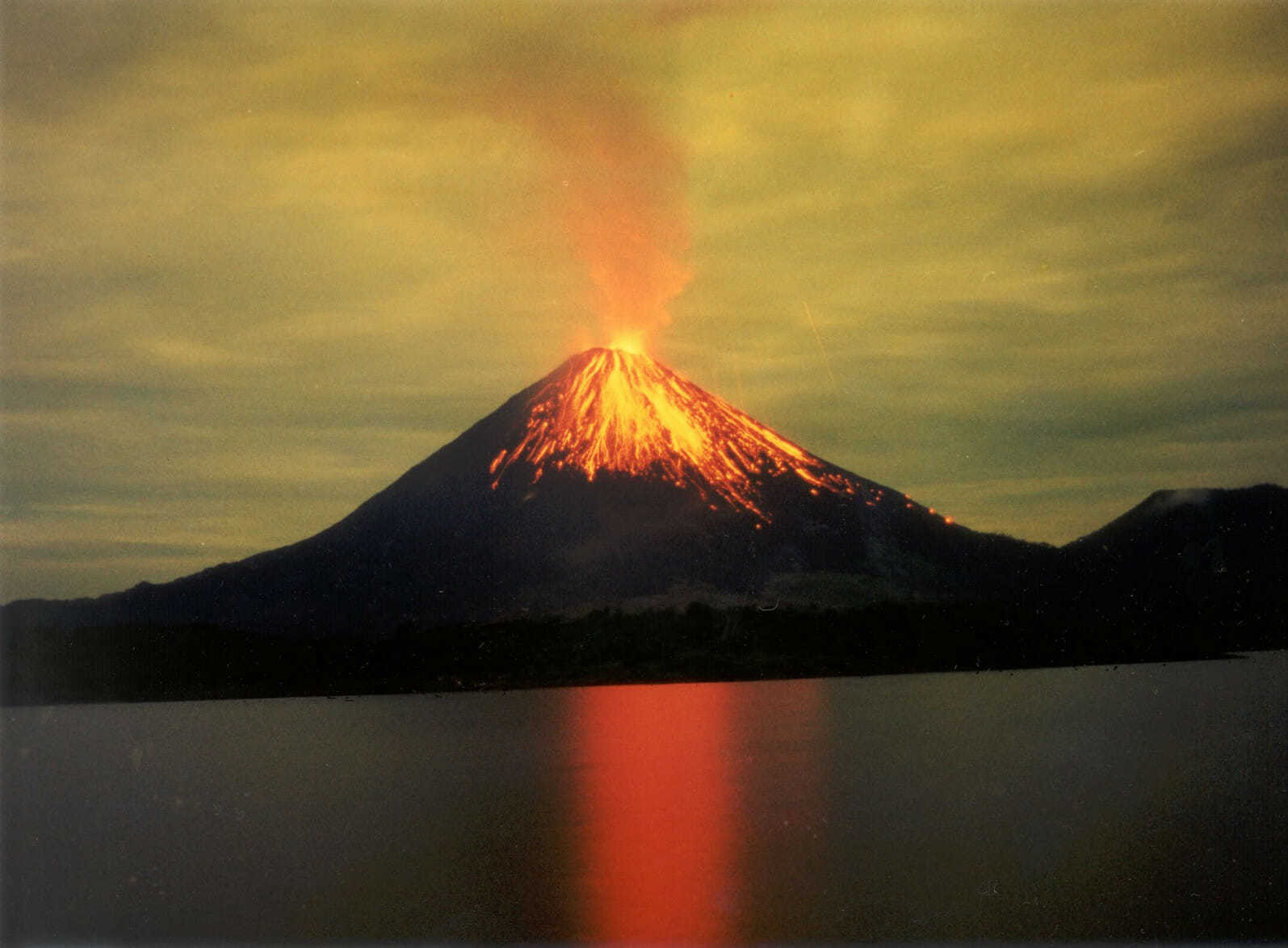 Pictures of a composite volcano Company Search Results - Reuters