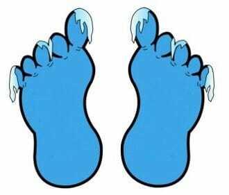 Мерзнут ноги и руки?