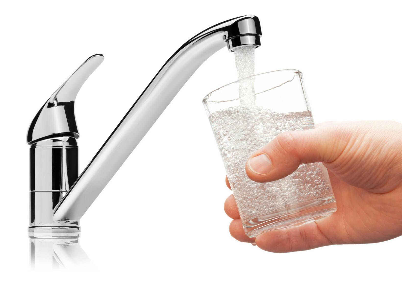 Водопроводная вода