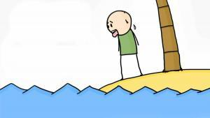 Соленая морская вода
