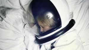 Спящий космонавт