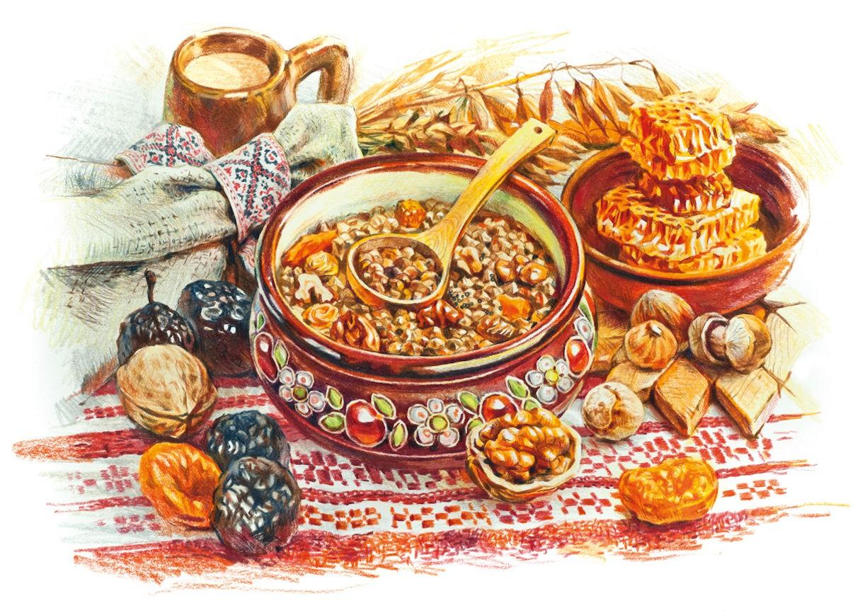 Что ели на Руси до картофеля?