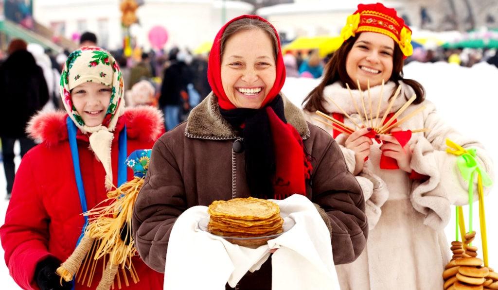 Масленица - восточнославянский обрядовый праздник