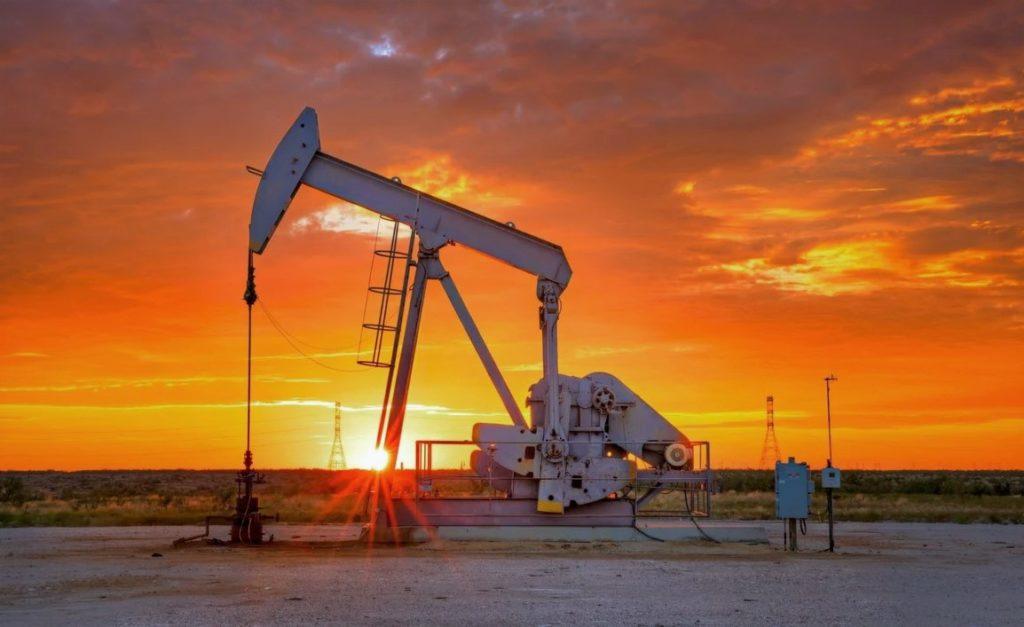 Установка по добыче нефти
