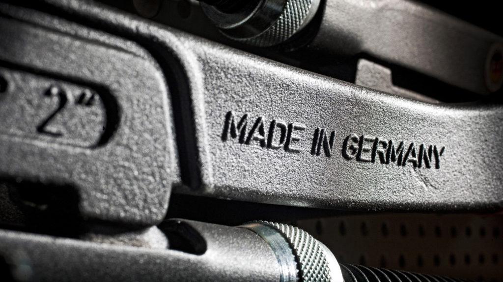 """Маркировка """"Сделано в Германии"""" стала символом высокого качества"""