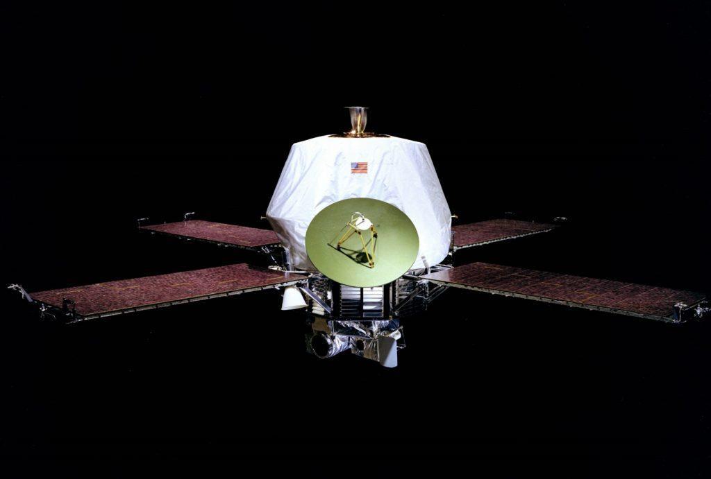 Космический аппарат Маринер-9