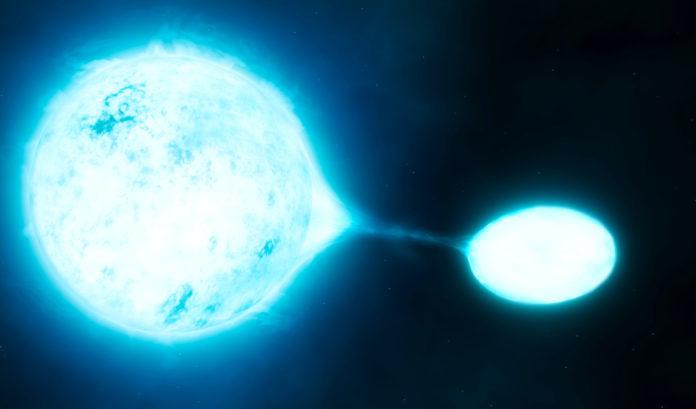 Создана уникальная карта двойных звезд, окружающих Землю