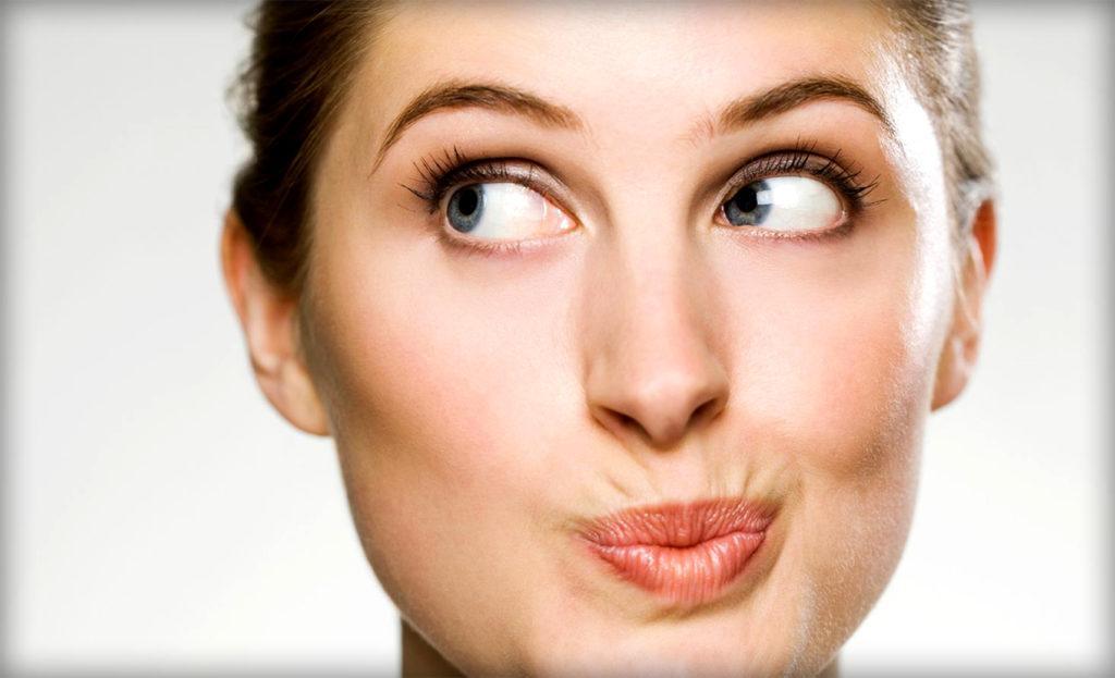 Определенные движения глаз помогают быстрее вспомнить нужную информацию