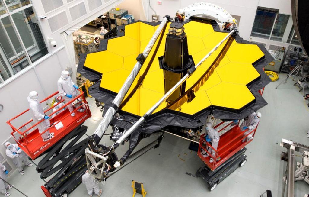 Телескоп Уэбба