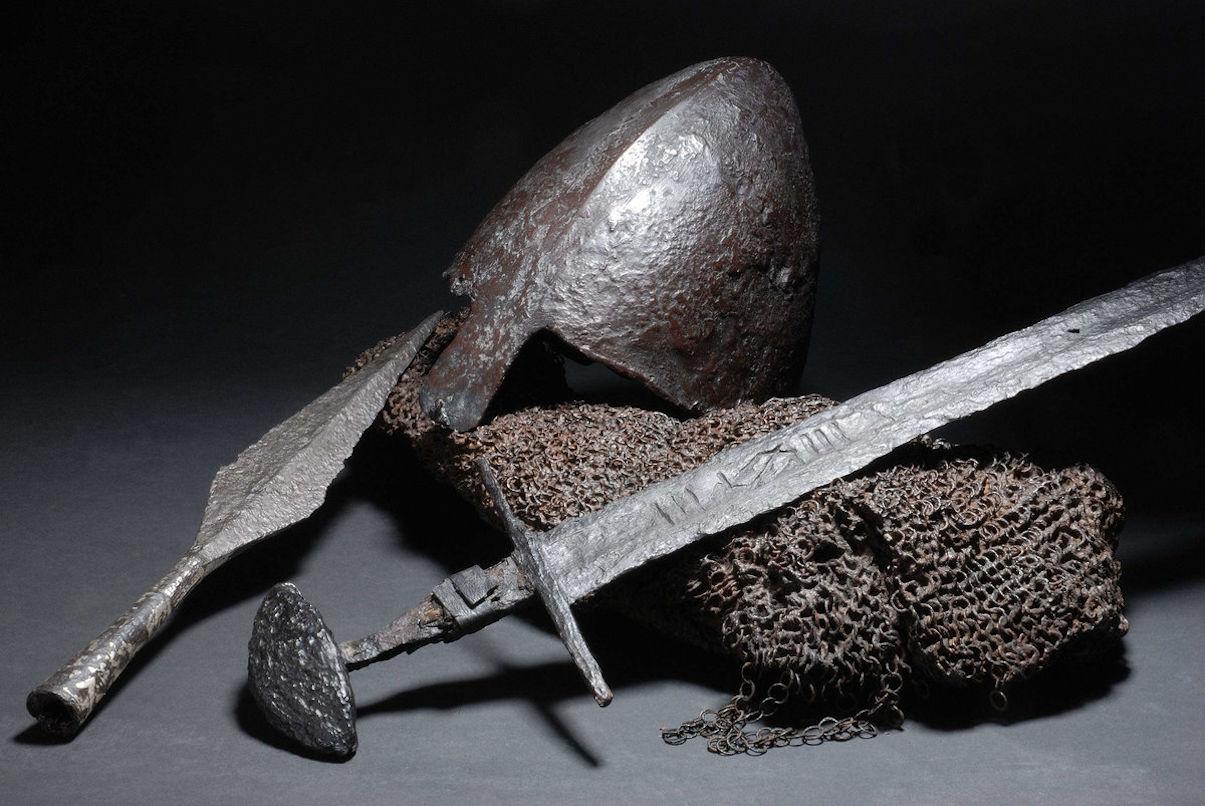 Как и где на Руси добывали железо?
