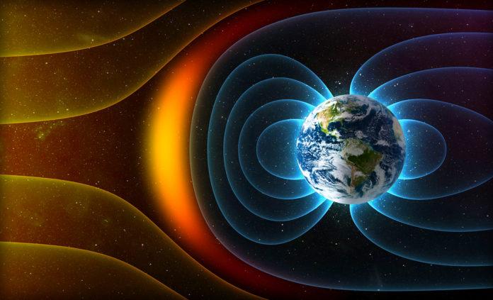 Инверсия магнитных полюсов Земли 42000 лет назад повлияла на климат