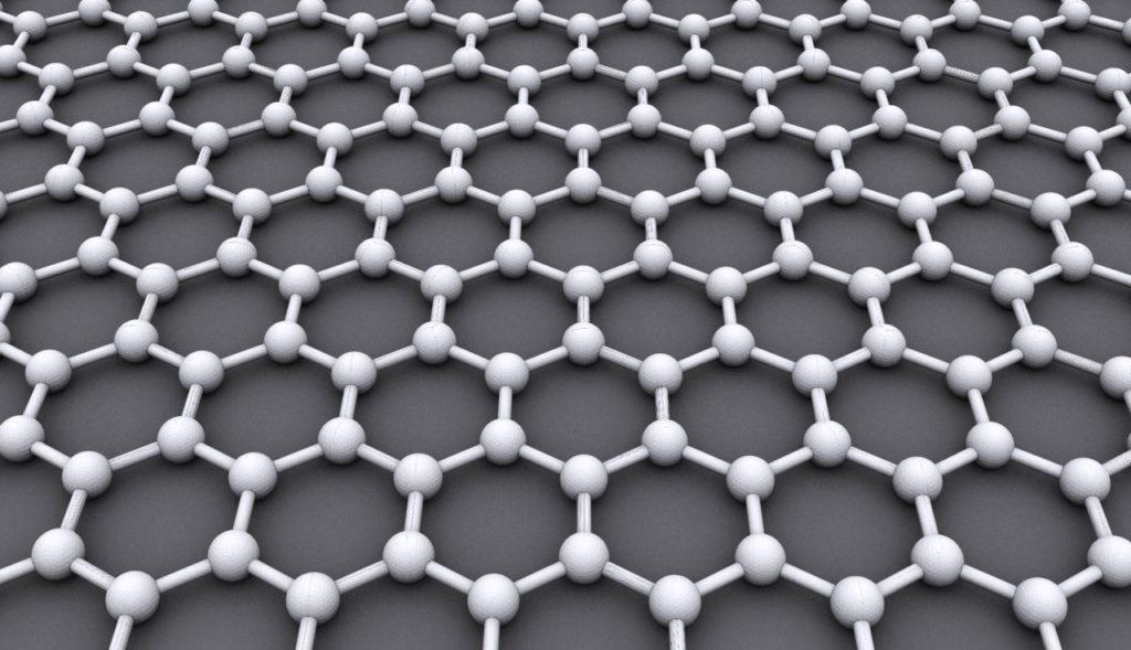Идеальная кристаллическая структура графена
