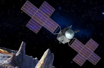 НАСА выполняет сборку аппарата для полета на астероид