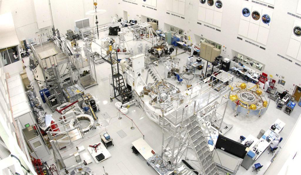 Лаборатория реактивного движения НАСА
