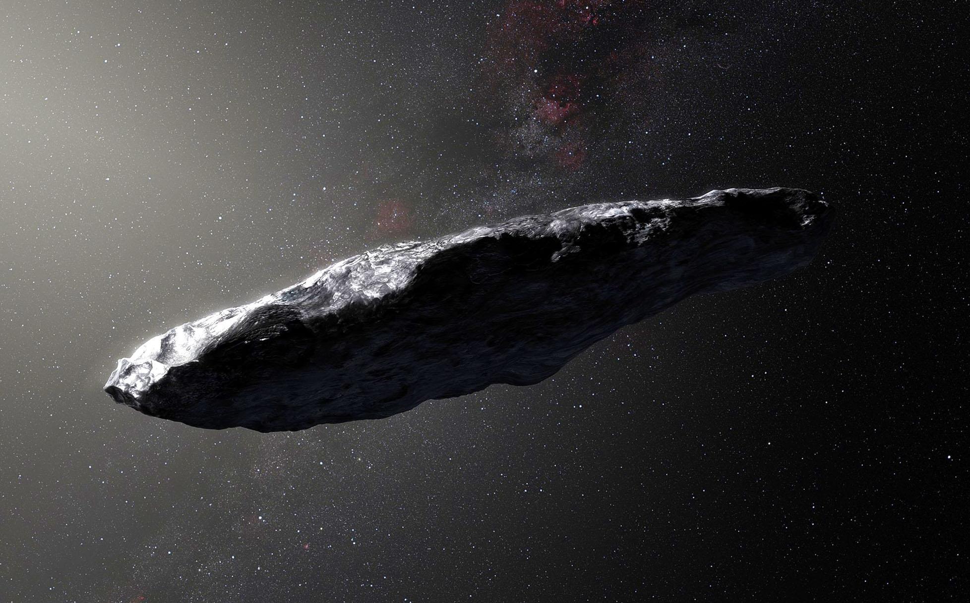 Установлено происхождение межзвездного объекта: Оумуамуа