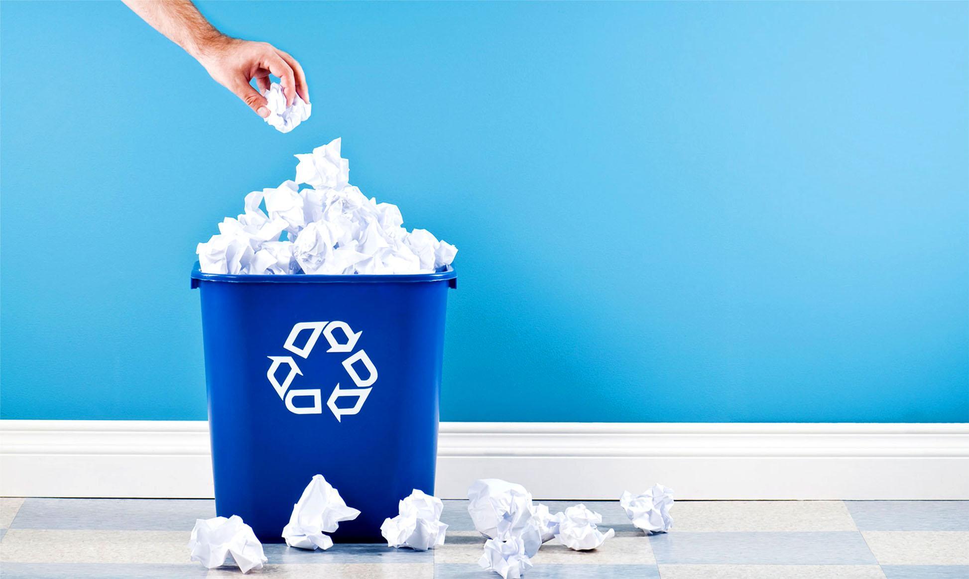 Можно ли бесконечно перерабатывать бумагу в бумагу?
