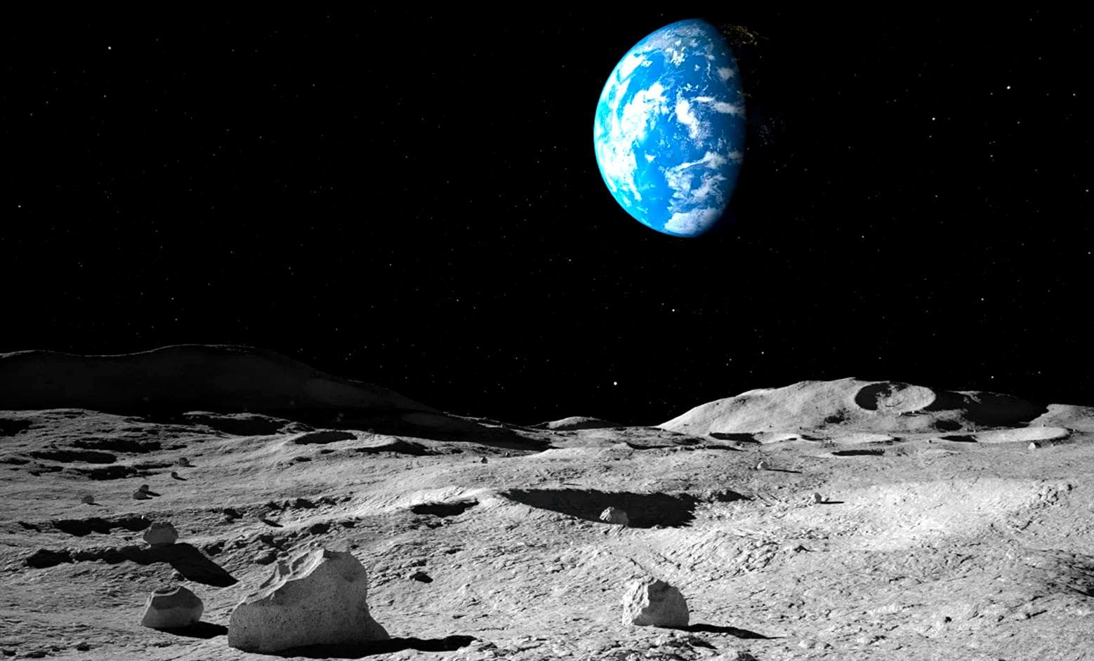 Предложен способ выработки электроэнергии на Луне