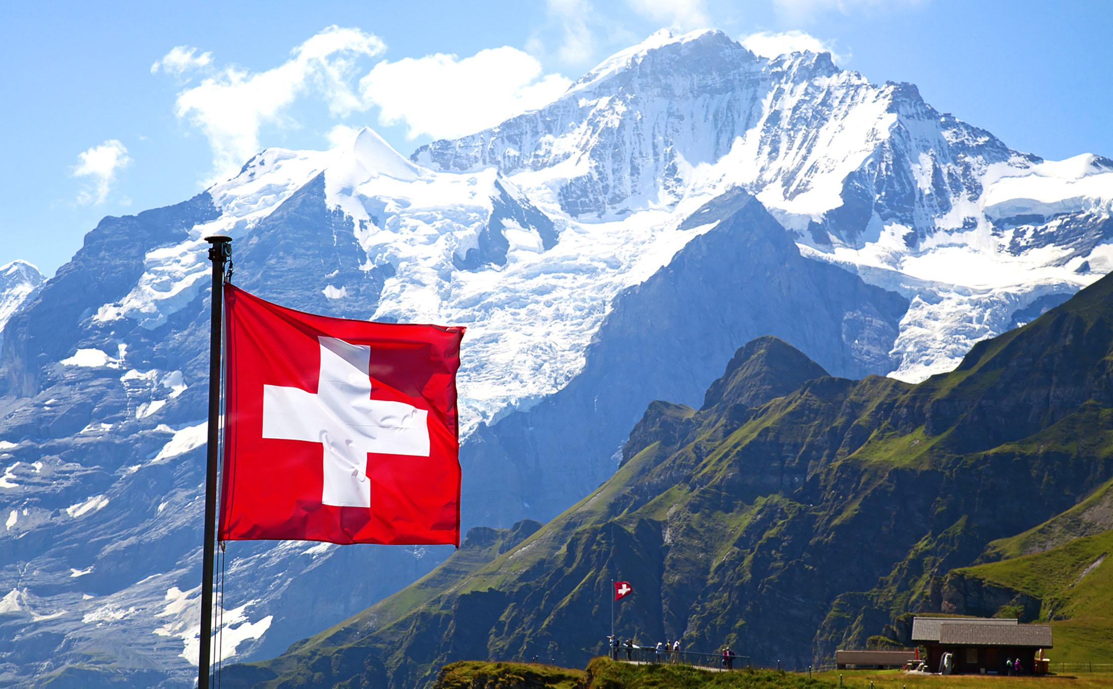 Почему не существует швейцарского языка?