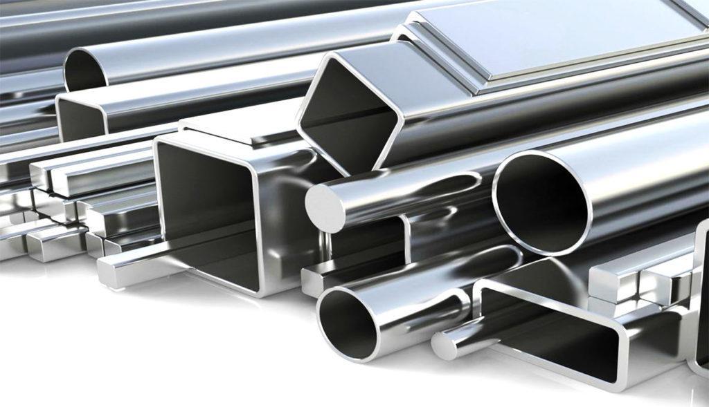 Нержавеющая сталь - легированная сталь, устойчивая к коррозии (содержит различные примеси)