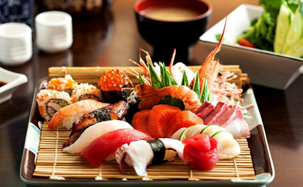 Классические японские суши