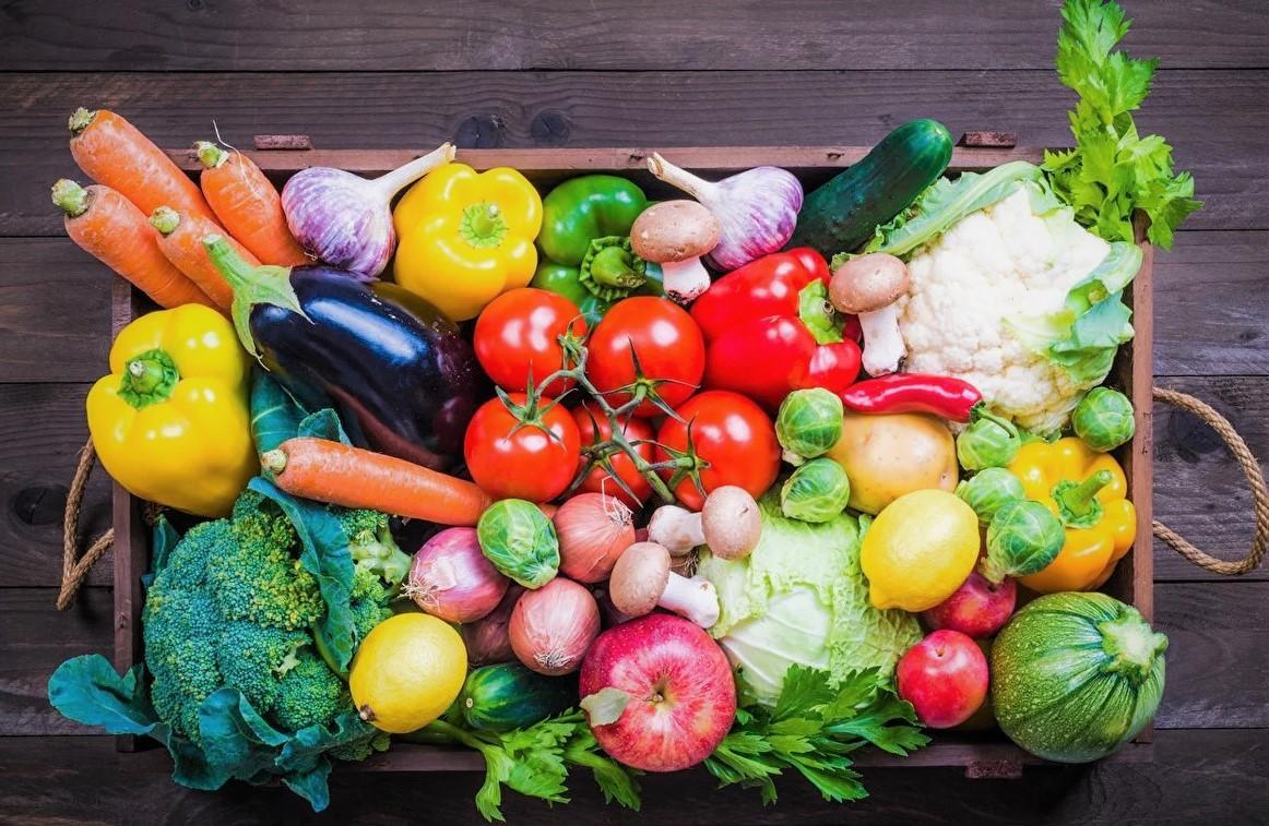Овощи - список, виды, названия, строение, описание, фото и видео