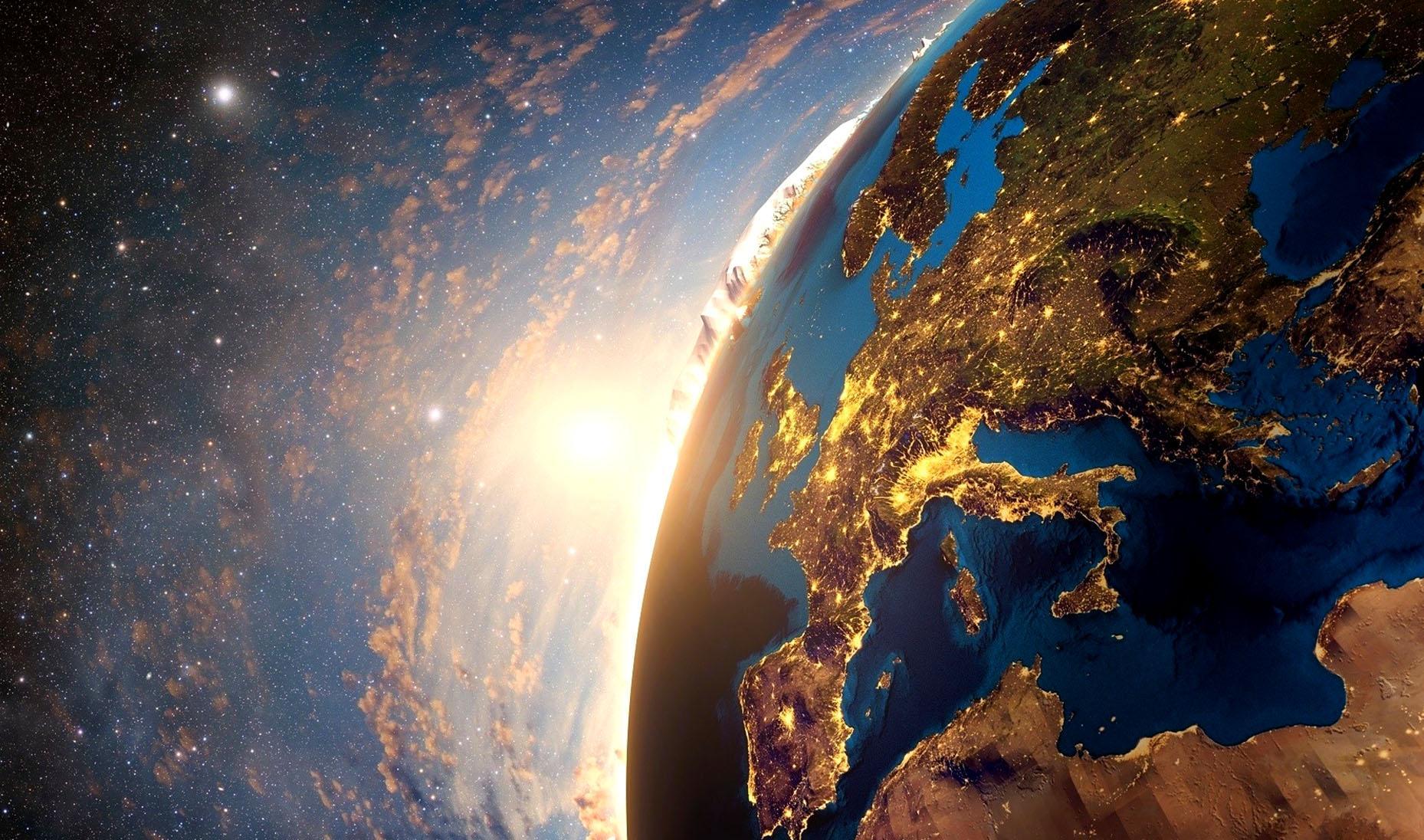 ЕКА разрабатывает новый алгоритм, который прогнозирует вращение Земли
