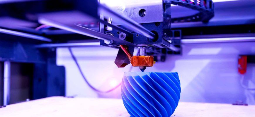 Разработаны уникальные материалы для 3D-печати мягкой робототехники