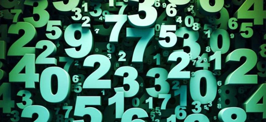 Почему в Китае арабские цифры?