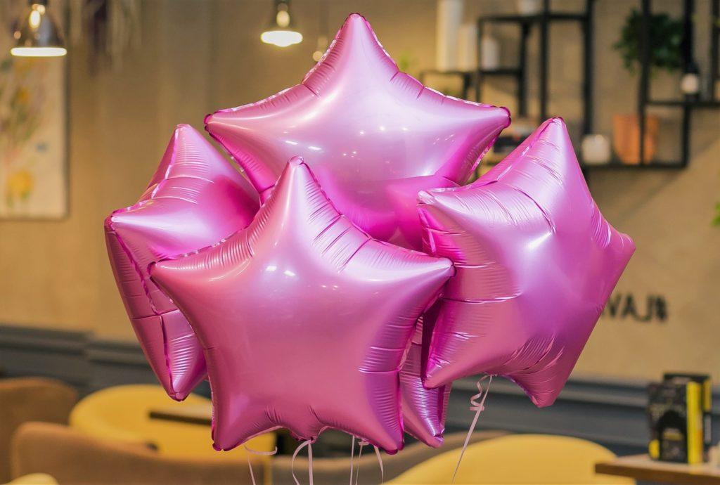 Фото фольгированных шаров