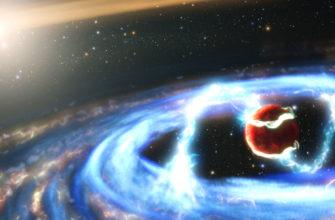 Телескоп «Хаббл» измерил скорость роста планеты-гиганта