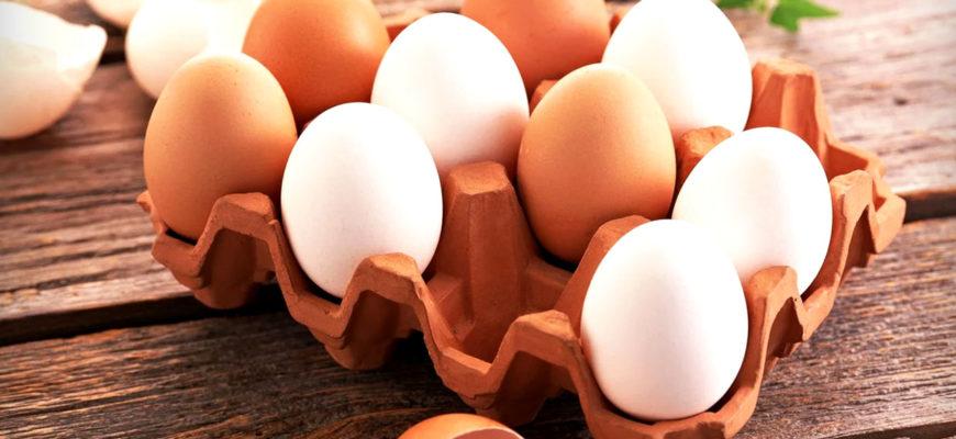 Найден оптимальный способ дезинфекции упакованных яиц