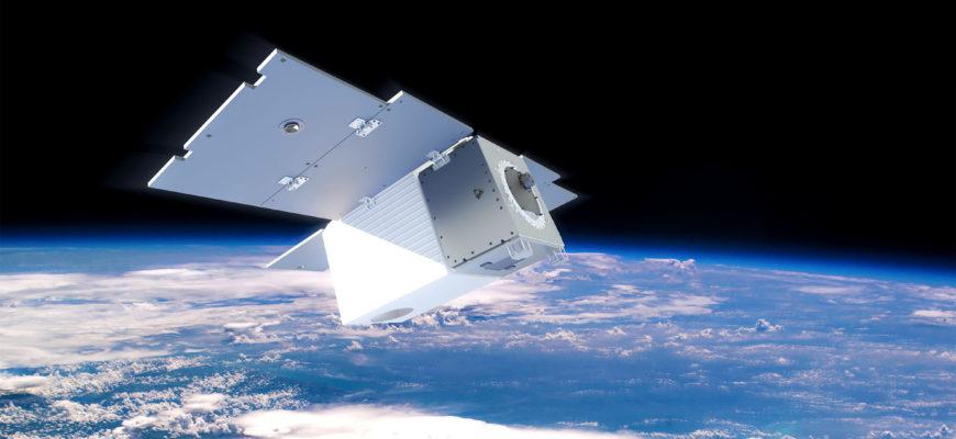 Спутник Carbon Mapper