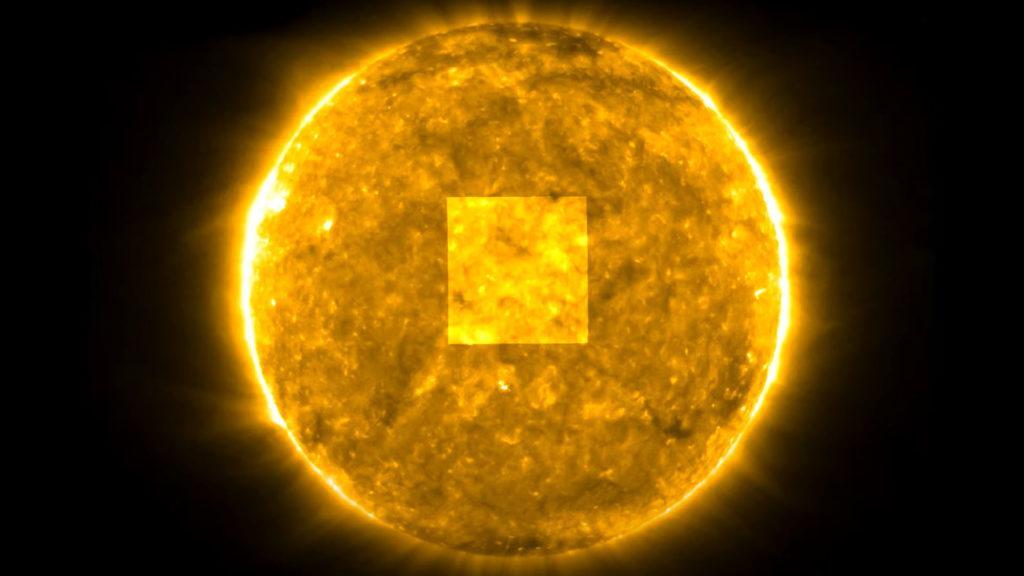 Костры на Солнце