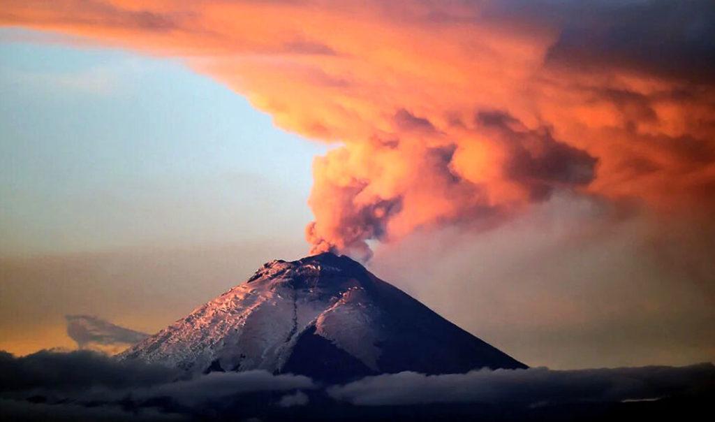 Щитовой вулкан Мауна-Лоа