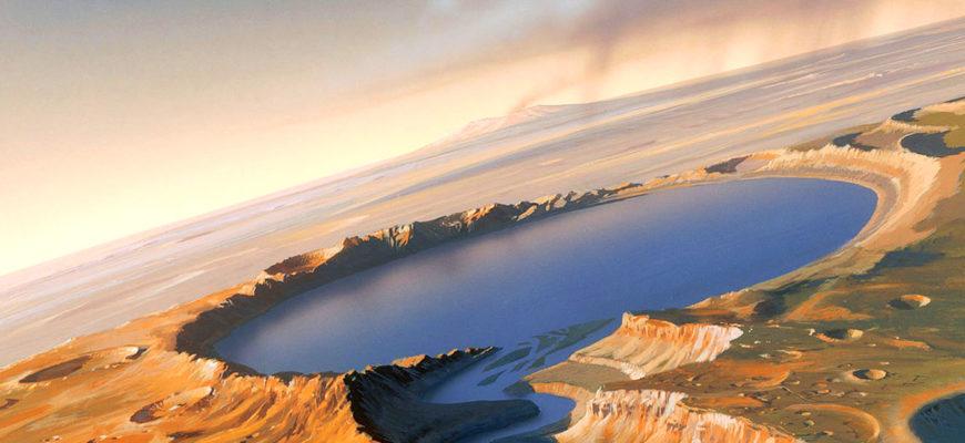 Ледяные облака в прошлом согревали Марс – исследование